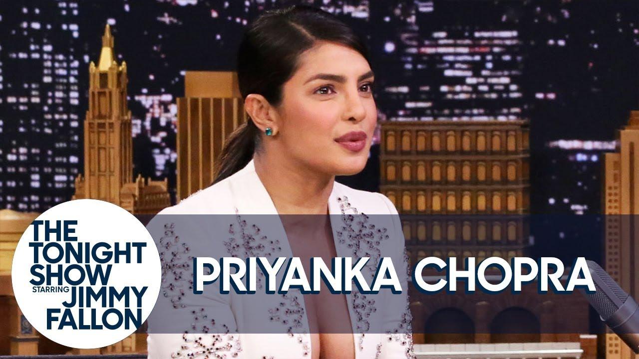 Priyanka Chopra Jonas Gets Stuck in a '90s Rom-Com in Isn't It Romantic thumbnail