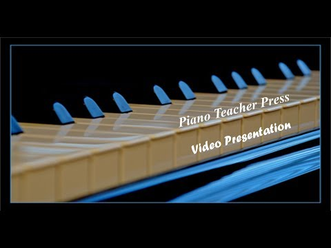 PRESCHOOL PIANO ONLINE through KEYBOARD KIDS.  Great introduction to piano lessons for 4-6 year old children.
