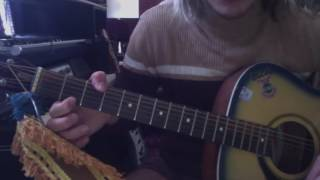 stiCKky fingers - one by one guitar tutorial chords and tabs