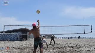 2019 CBVA Ocean Beach Men's AA Playoff Game 1  May 11, 2019