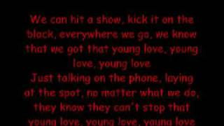 Chris Brown - Young Love Lyrics