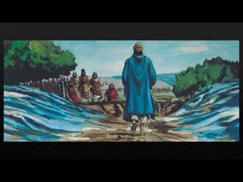 8 Biblical Types Involving Water: 6 - The Anointing of Elisha at Jordan