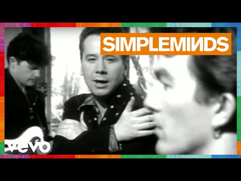 Simple Minds - See the lights (1991)