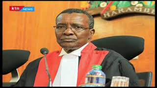Chief Justice David Maraga makes key changes to facilitate war against graft