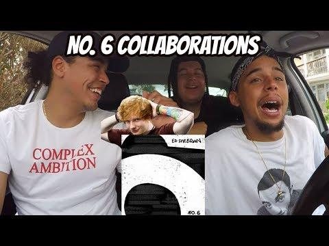 Ed Sheeran - No.6 Collaborations Project | REACTION REVIEW