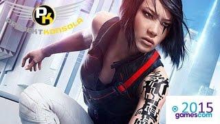 Mirror's Edge Catalyst, gamescom 2015 gameplay, czyli dlaczego warto czekać na Faith?