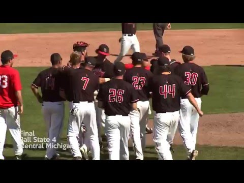 Ball State Sports Link: Baseball pushes past CMU