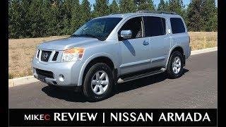 Nissan Armada Review | 2005-2015 | 1st Gen