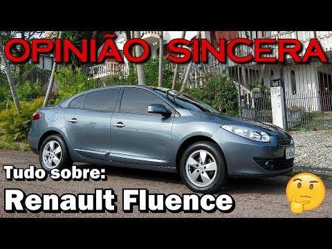 Fluence - Tudo sobre o sedan da Renault