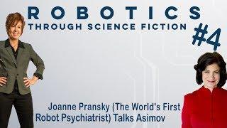 The RTSF Podcast | Episode 4 | Joanne Pransky Talks Asimov