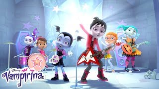 Find Your Inner Ghoul | Music Video | Vampirina | Disney Junior