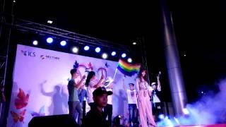 [Fancam]Trò đùa tạo hóa-Hương Giang Idol #VietPride Đà Nẵng