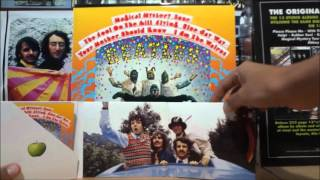 The Beatles - Magical Mystery Tour - Mini Reseña