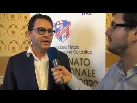 Preview video Intervista Patron Mario Ciaccia