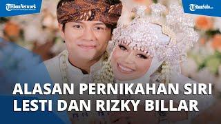 Terungkap Alasan Pernikahan Siri Lesti Kejora & Rizky Billar, Kini Sang Pedangdut Tengah Hamil