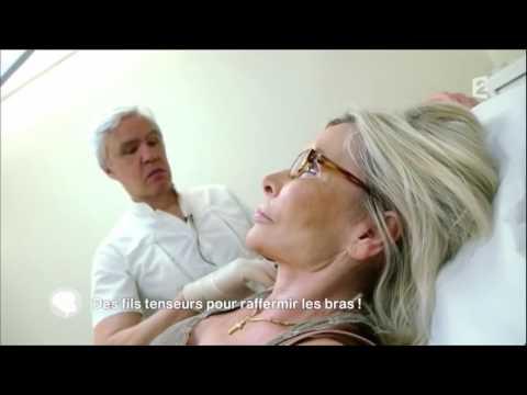 Comment correctement faire le massage sur la personne contre les rides