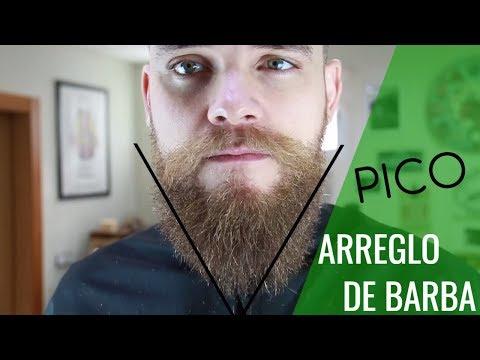 Arreglo de barba EN PICO + Consejos sobre el cuidado de la BARBA