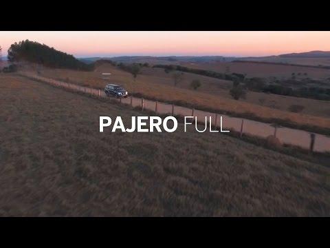 Mitsubishi Pajero Wagon Внедорожник класса J - рекламное видео 2
