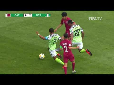 MATCH HIGHLIGHTS - Qatar v Nigeria - FIFA U-20 World Cup Poland 2019