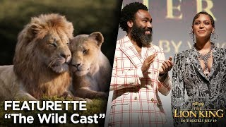 """The Wild Cast"" Featurette 