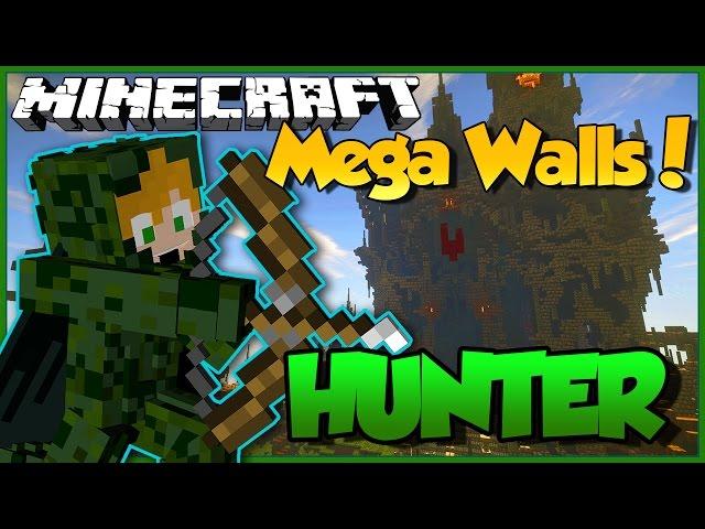 Minecraft-mega-walls-hunter