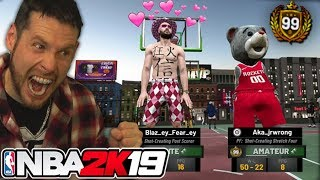 IT'S TOUGH BEING 99 OVERALL! NBA 2K19