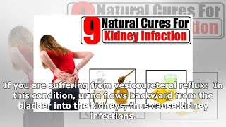 How to Get Rid of Kidney Infections Naturally