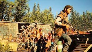 [LIVE🔴] DAYS GONE - Walkthrough Gameplay   Open World Survival Simulator Gameplay   PS4 Pro
