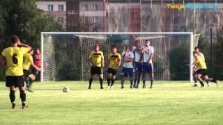 preview picture of video 'Zawisza Pajęczno - Warta Działoszyn - derby powiatu Pajęczno'
