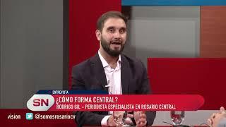 Rodrigo Gil Analiza El Clásico Rosarino