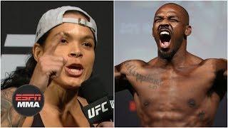 Best of UFC 239 ceremonial weigh-ins   ESPN MMA