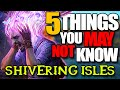 Oblivion: 5 Things You May Not Know About The Shivering