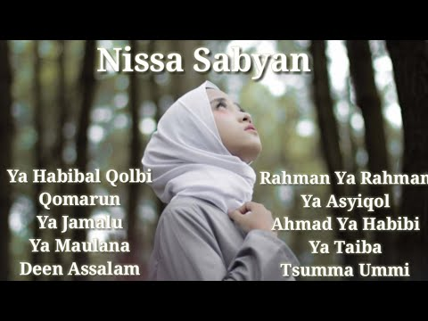 , title : 'Full Album Lirik Sholawat Nissa Sabyan (Video Lirik)'