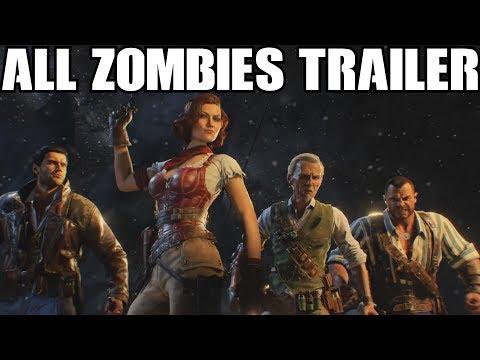 cod bo4 zombies