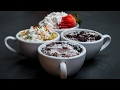 Download Youtube: 3-Minute Mug Cakes 4 Ways