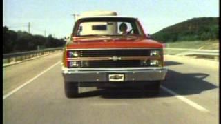 1984 Chevrolet Trucks Salesman Educational Laserdisc 4