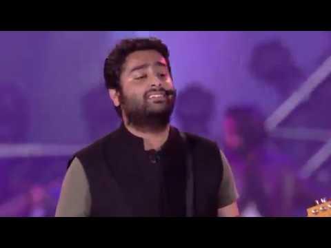 Arijit singh Channa Mereya and Kabira live MUMBAI HD