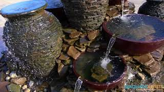 Introducing Formal Stone Water Features