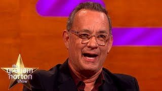 Tom Hanks Was Refused Alcohol At Stagecoach Festival | The Graham Norton Show
