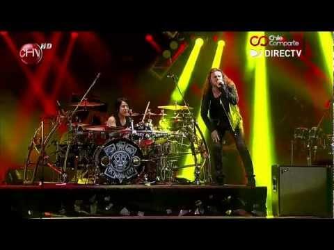 Maná De pies a cabeza [Live HD]