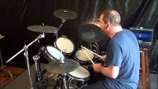 """Black Mass"" by Danzig (Drum Cover)"