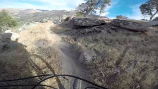 Here's the GoPro video we shot in June, 2015 that encompasses part of the Keyesville Classic and the Kern River Trail.