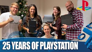 25 Years of PlayStation - Celebration Stream!