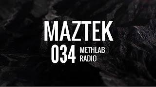 Maztek - MethLab Radio Mix 034 [Neurofunk Mix 2015]