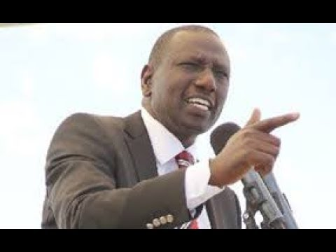 DP Ruto launches national land use policy to deal with 'curse'