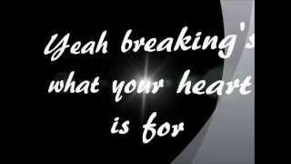 Breakin` lyrics all american rejects