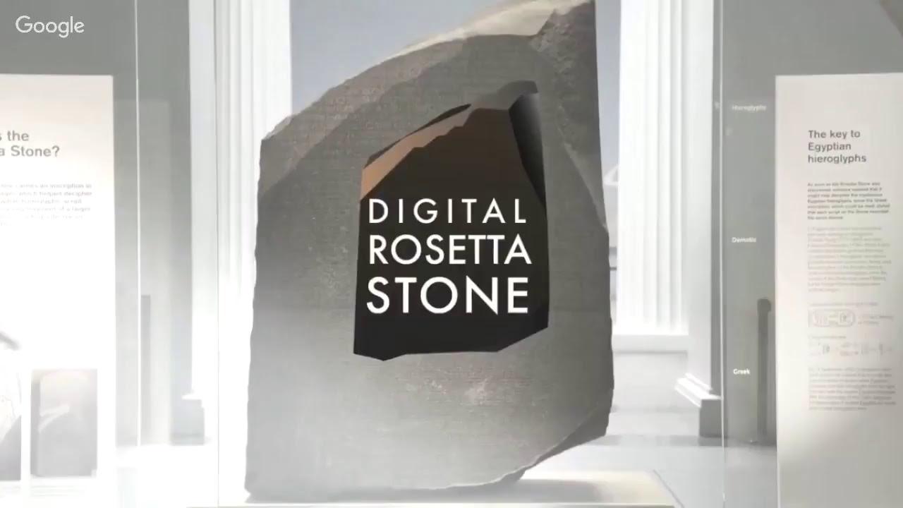 Monica Berti, Franziska Naether (Leipzig) & Eleni Bozia (Florida), *The Digital Rosetta Stone Project*