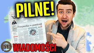 Polska ogłosiła KONIEC E̳P̳I̳D̳E̳M̳I̳I̳! Rząd ZDRADZIŁ datę