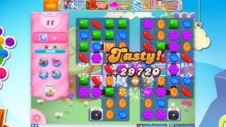 Candycrush 2661 hard, no booster