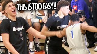 LaMelo Ball PUT TO THE TEST & Responds With A Career High At The Drew League!